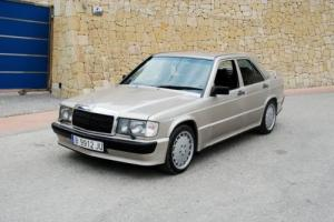 MERCEDES COSWORTH 2.3 16V 190E, CHOICE OF 3 LHD.CLASSIC,RALLY. RACE, FROM SPAIN