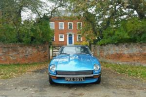 Datsun 240Z Big Block V8!!!! 1973 original Californian LHD Car