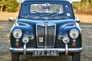 1956 MG Magnette 1.5 litre ZB Photo