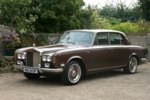 1976 Rolls Royce Silver Shadow I