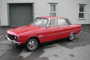 1972 ROVER P6 Series Two 2000SC