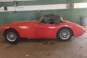 Austin healey 100/4 1955, rare opportunity to buy cheap 100/4, don't miss!!
