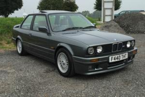 1989 BMW 325i SPORT M-Tec 12 month MOT Ready to Go Runs and Drives Great E30