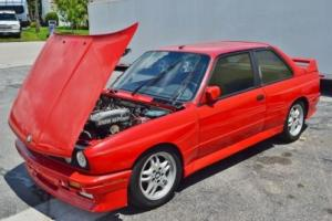1989 BMW M3 THE BEST DEAL ON AN RARE WIDE BODY M3