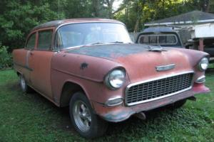 1955 Chevrolet Bel Air/150/210 sedan 2 dr