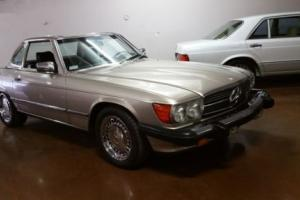 1988 Mercedes-Benz SL-Class Original Paint Low Miles