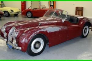 1951 Jaguar XK XK 120 ROADSTER