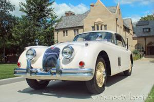 1959 Jaguar XK Fixed Head Coupe Photo