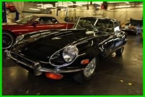 1970 Jaguar E-Type 1970 Classis Jaguar E-Type 4.2 Photo