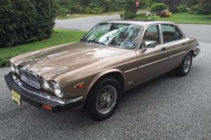 1987 Jaguar XJ6 Vanden Plas Photo