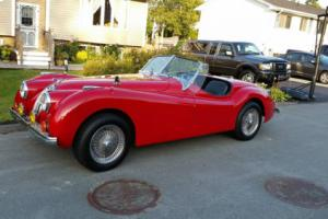 1952 Replica/Kit Makes Eagle Coach Works XK120 Photo