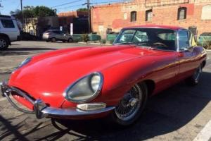 1965 Jaguar XKE 4.2 Coupe Photo