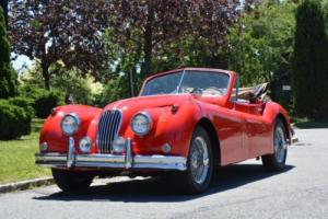 1957 Jaguar XK140 Photo