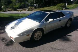 1988 Lotus Esprit Photo