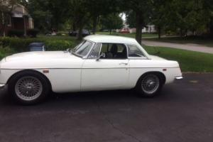 1969 MG Other convertible