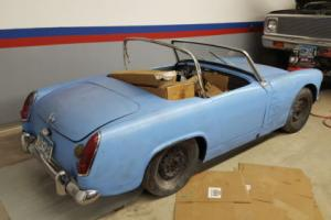 1961 MG Midget a1 Photo