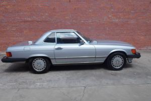1986 Mercedes-Benz 500-Series 560SL