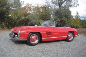 1957 Mercedes-Benz 300SL for Sale
