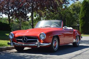 1962 Mercedes-Benz 190SL for Sale