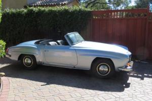 1956 Mercedes-Benz 190SL for Sale
