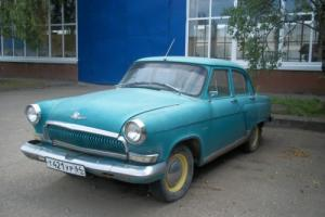 1968 Other Makes VOLGA  ГАЗ-21 «Волга» СССР VOLGA  ГАЗ-21 «Волга» СССР Photo