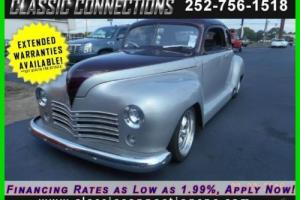 1948 Plymouth Coupe DELUXE
