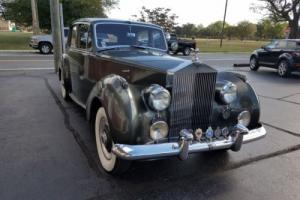 1953 Rolls-Royce Photo