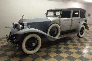 1930 Rolls-Royce Phantom Springfield Trouville Photo