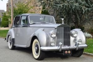 1953 Rolls-Royce Silver Dawn Photo