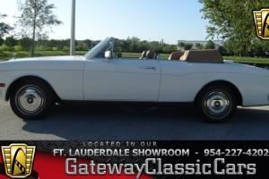 1986 Rolls Royce Corniche II Photo