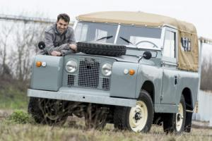 1965 Land Rover 88 SERIES 2A