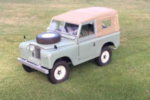 1961 Land Rover Other 88 Photo