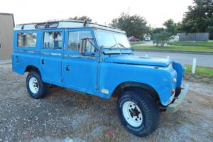 1972 Land Rover Other 109 PATROL SERIES III Photo