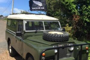 1968 Land Rover Series 2a Photo