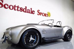 1965 Shelby SUPERFORMANCE MKIII, 3K MILES, NO EXPENSE SPARED BUILD w EXTRA'S. AS NE