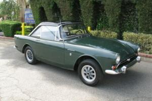 1967 Sunbeam Alpine Roadster
