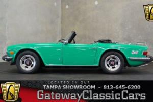 1975 Triumph TR-6 Photo