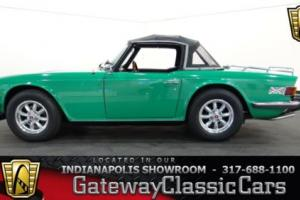 1976 Triumph TR-6 Photo