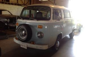 1974 Volkswagen Bus/Vanagon Type two micro bus