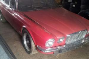 1976 Jaguar XJ 5 3 LWB Ford 289 Windsor C4 in QLD