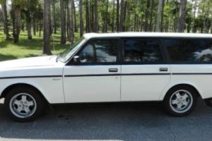 1983 Volvo 240 GLT Photo