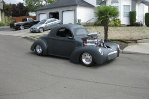 1941 Willys PRO-STREET Coupe