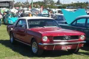 Classic 1966 Mustang in QLD