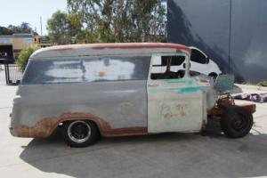 1955 Chevy Panel 3100 Pickup Project Rust Free in QLD