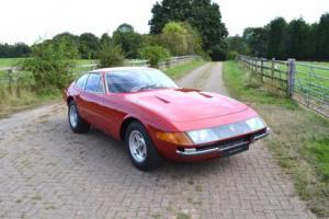 1970 Ferrari 365 GTB/4 Daytona Plexiglass LHD for Sale
