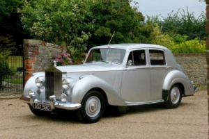 1953 Rolls Royce Silver Dawn LHD Photo