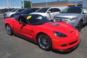 2011 Chevrolet Corvette ZR1 3ZR Navigation