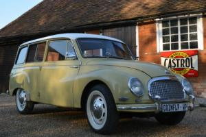 1956 DKW Auto Union 3 - 6 Station Wagon Estate Very Rare RHD low miles Original