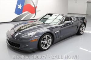 2010 Chevrolet Corvette Z16 GS CONVERTIBLE 3LT SUPERCHARGED