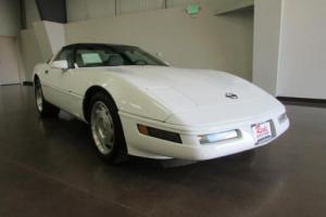 1996 Chevrolet Corvette COUPE WITH DUAL TOPS